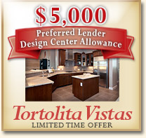 $5,000 Preferred Lender Design Center Allowance